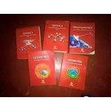 Libros De Matemáticas Y Ciencias De La Editorial Lumbreras