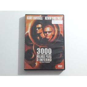 Dvd 3000 Milhas Para O Inferno - F1640