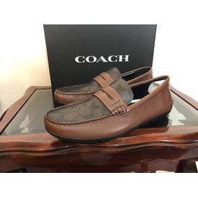 Mocasines Coach Nuevos