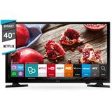 Smart Tv 40 Pulgadas Samsung Full Hd Netflix Nuevo