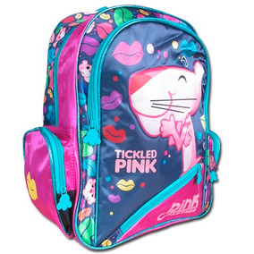 Techzone Mochila Backpack Pantera Rosa Pr17bp05