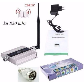 Repetidor Celular 3g Gsm 800mhz / 850mhz Rural