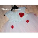Vestidos De Fiesta Para Bebas Y Niñas!! 1er Añito, Bautismos