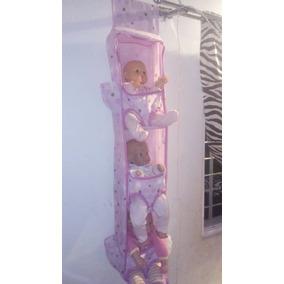 Porta Muñecas Bebes Organizador Leer Descripcion