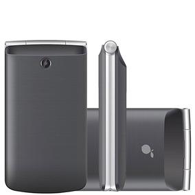 Telefone Celular Lemon Flip Viva 4 Dual Lm-755 12x Sem Juros