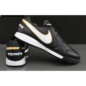 Chuteira Nike Tiempo Genio Leather Tf Society Original - Chuteiras ... e30127821e064