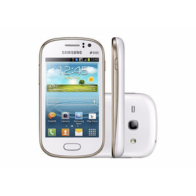 Samsung Galaxy Fame S6812 Dual Chip - Android 4.1 De Vitrine