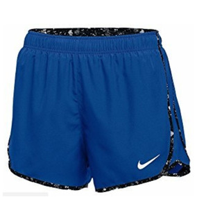 Short Nike Original Nuevo Talla M Color Azul