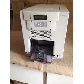 Impressora Fotográfica Completa Sony Updr 150 + 02 Cx E +