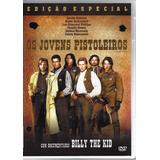 Dvd Jovens Pistoleiros Young Guns Edição Especial