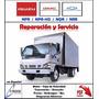 Manual Taller Diagramas Electrico Isuzu Chevrolet Npr Nqr