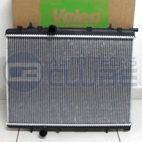 Radiador Peugeot 207 206 1.0 1.4 8v 1.0 1.6 16v Valeo