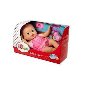 Muñeca Little Momy De Fisher Price Mattel
