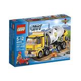 Juguete Lego City Cement Mixer