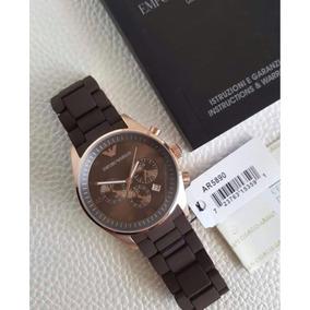 e65487c82ce Relógio Armani Na Caixa Original Garantia 1 Ano Frete Gratis