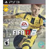 Fifa 17 Ps3 Digital Original + Online Garantia 6 Meses