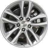 Rin Suelto Chevrolet Malibu Orig 17x7.5 5/115 Gm Nuevo Garan