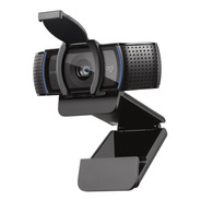 Camara Web Logitech C920s Pro Webcam Full Hd 1080p Estereo