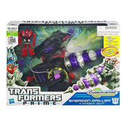 Transformers Prime Cyberverse Energon Driller & Knock Out