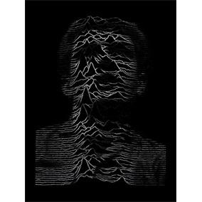 Poster Joy Division Ian Curtis Arte Desenho Cartaz A3