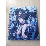 Geniales Cuadernos Anime Grandes Tapa Dura