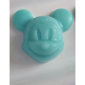 Jabon Mickey Souvenir X 12 - Baby Shower Cumples Eventos