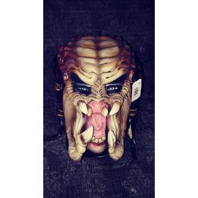 Mascara De Depredador Adulto Latex Psycho