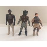Star Wars Lote De Figuras Vintage Lili Ledy