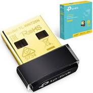 Adaptador Usb Wifi Tp-link Wn 725n Nano Adaptador Tp Link