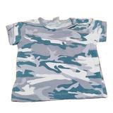 Camiseta Remera Bebé Niño Camuflada Cheeky Feria Americana