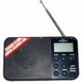 Radio Honshu Japan Am (gran Alcance) Fm Reloj Alarma
