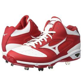 Zapato P/ Beisbol Mizuno Dominant Ic Tachon Metal. Modelos