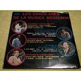 Disco Lp 1er. Festival De La Cancion Ranchera - Compilado