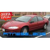 Manual De Despiece Dodge Intrepid 93 99 2000 - 2004 Catalog