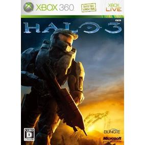 Halo 3 Importación Japonesa