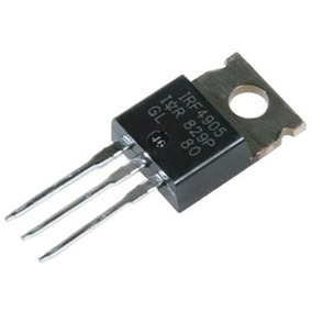 Transistor Irf4905 Irf4905pbf Mosfet P-ch 55v 74a To-220ab