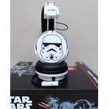Audifono Dj Star Wars Stormtrooper Rogue One