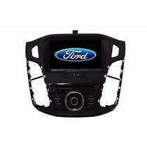Kit Central Multimidia Tv Dvd Gps Ford Focus 14/15 S100