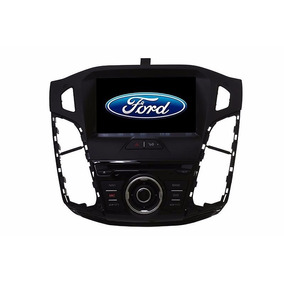 Kit Central Multimidia Tv Dvd Gps Ford Focus 14/15 S100