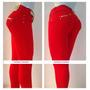 Calça Rhero Vermelha Original Com Bojo Estilo Pit Bull