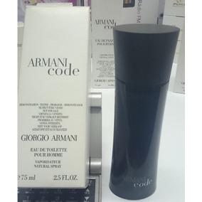 Perfume Armani Code Masculino 75ml Tester Original