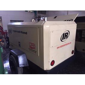 Compresor Diesel Ingersoll-rand 375 Pcm