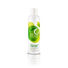 Nine Naturals Citrus Mint Nourishing Shampoo - Citrus Mint -