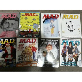 Revistas Mad A 120 Pesos C/u