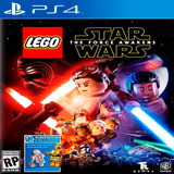 Oni Games - Lego Star Wars Force Awakens Ps4