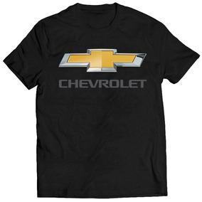 Camiseta Chevrolet Logo Marca Carro Race Racing