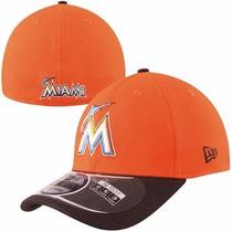 New Era Mlb Miami Marlins Gorra 39thirty Reverse S/m