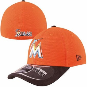 New Era Mlb Miami Marlins Gorra 39thirty Reverse S/m
