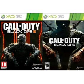 Call Of Duty Bo3 + Bo1 Mídia Digital Xbox360