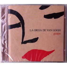 La Oreja De Van Gogh Guapa Cd + Dvd Nuevo Cerrado
